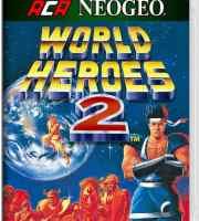 ACA NEOGEO WORLD HEROES 2 Switch NSP XCI