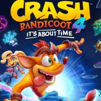 Crash Bandicoot 4: It's About Time PS4 PKG
