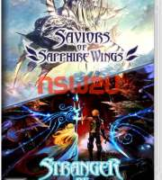 Saviors of Sapphire Wings / Stranger of Sword City Revisited Switch NSP XCI NSZ