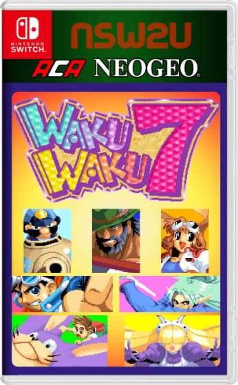 ACA NEOGEO WAKU WAKU 7 Switch NSP XCI NSZ
