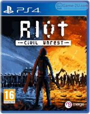 RIOT – Civil Unrest PS4 PKG