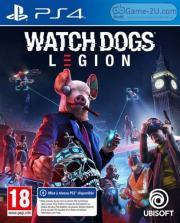 Watch Dogs: Legion PS4 PKG