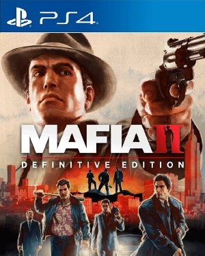 Mafia II Definitive Edition PS4 PKG