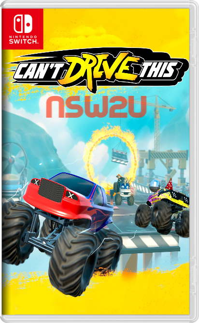 Cant Drive This Switch NSP XCI NSZ