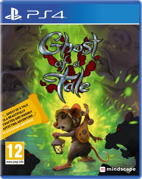 Ghost of a Tale PS4 PKG