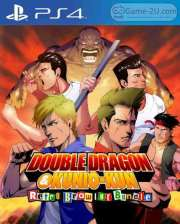 Double Dragon & Kunio-kun: Retro Brawler Bundle PS4 PKG