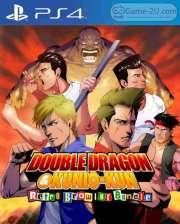 Double Dragon & Kunio-kun: Retro Brawler Bundle PS4 PKG
