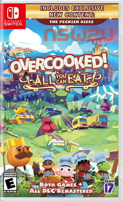Overcooked! All You Can Eat Switch NSP XCI NSZ