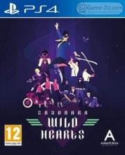 Sayonara Wild Hearts PS4 PKG
