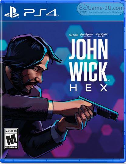 John Wick Hex PS4 PKG