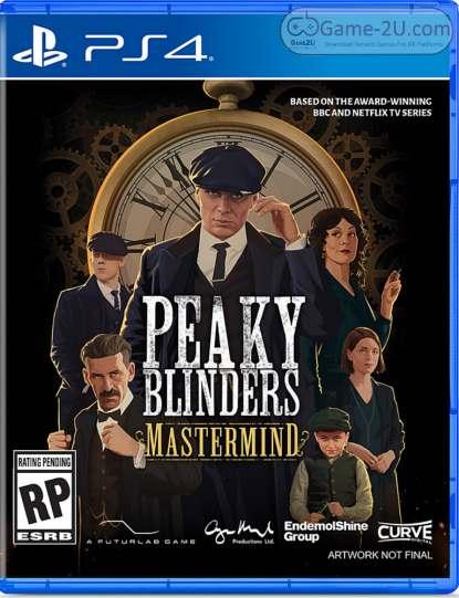 Peaky Blinders Mastermind PS4 PKG