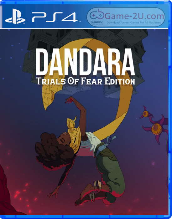 Dandara Trials of Fear Edition PS4 PKG