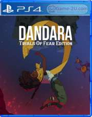Dandara: Trials of Fear Edition PS4 PKG