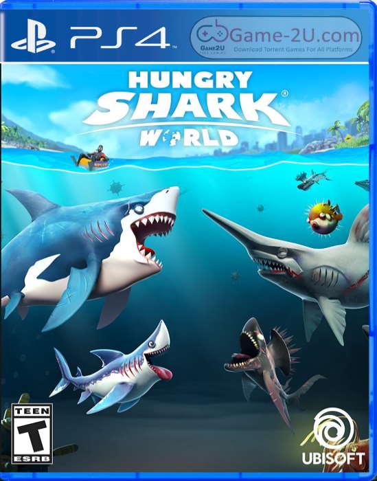 Hungry Shark World PS4 PKG