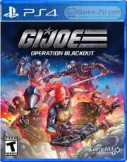 G.I. Joe: Operation Blackout PS4 PKG