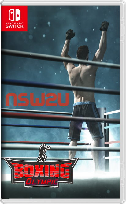 Olympic Boxing Switch NSP XCI NSZ