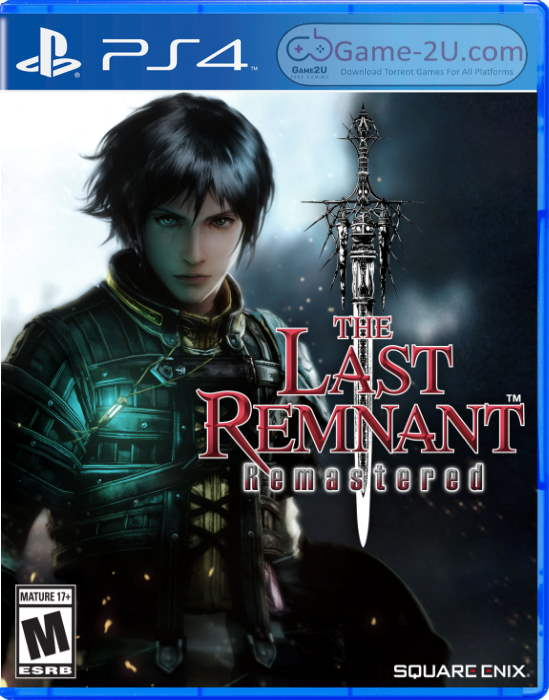 THE LAST REMNANT Remastered PS4 PKG