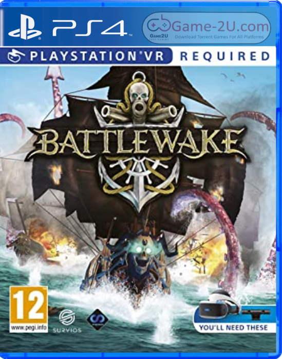 Battlewake PS4 PKG