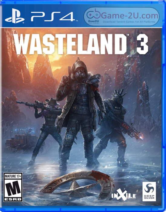 Wasteland 3 PS4 PKG