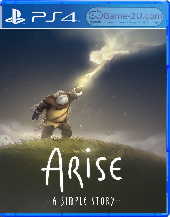 Arise A simple story PS4 PKG