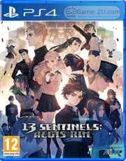 13 Sentinels: Aegis Rim PS4 PKG