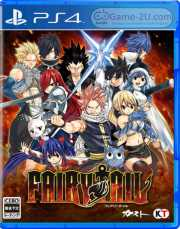 FAIRY TAIL PS4 PKG