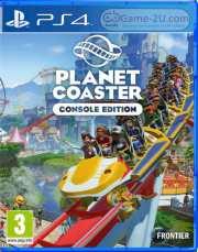 Planet Coaster: Console Edition PS4 PKG
