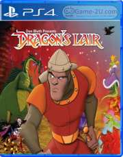 Dragon's Lair Trilogy PS4 PKG