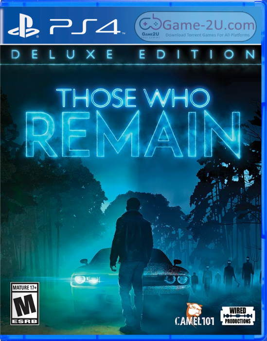 Those Who Remain PS4 PKG