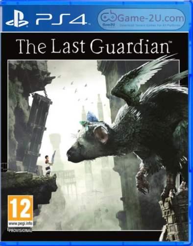 The Last Guardian PS4 PKG