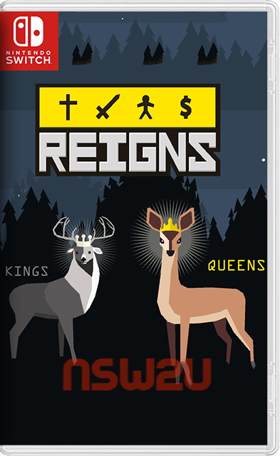 Reigns Kings and Queens Switch NSP XCI NSZ