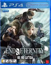 RESONANCE OF FATE 4K/HD EDITION PS4 PKG