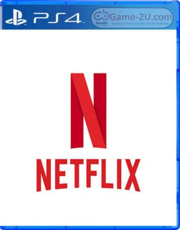 Netflix PS4 PKG