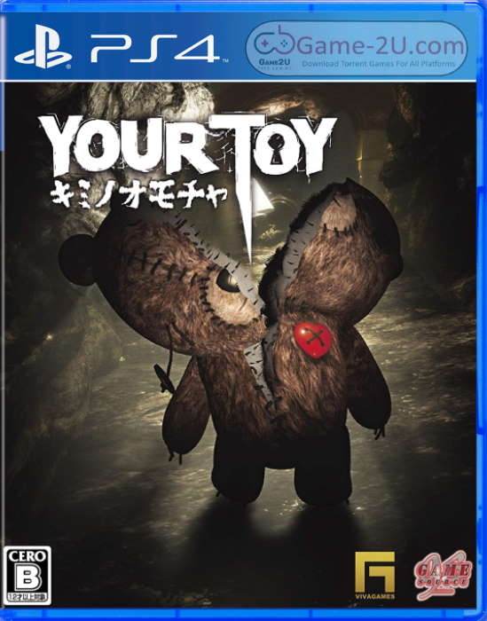 Your Toy PS4 PKG
