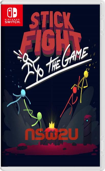 Stick Fight The Game Switch NSP XCI NSZ