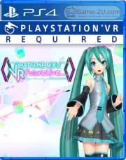 Hatsune Miku: VR Future Live PS4 PKG