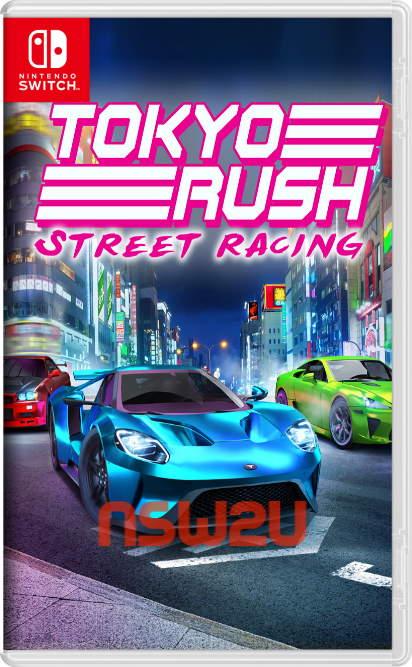 Street Racing Tokyo Rush Switch NSP XCI NSZ