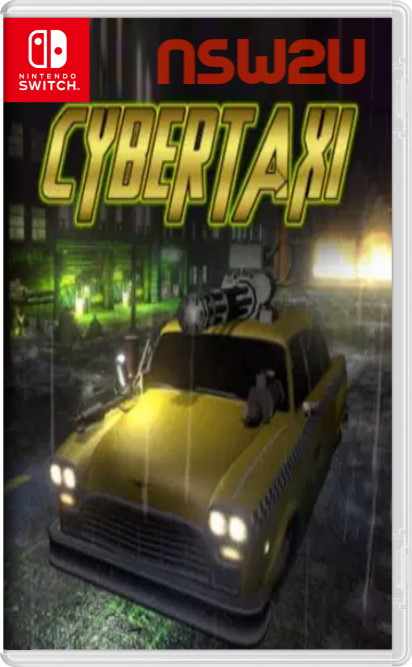 CyberTaxi Switch NSP XCI NSZ