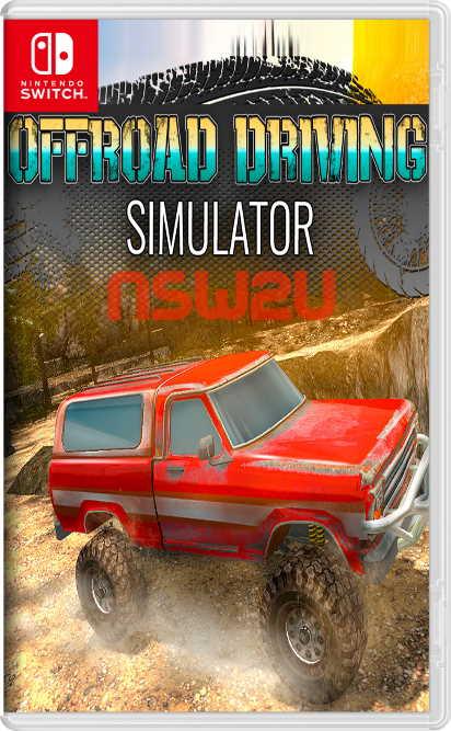 Offroad Driving Simulator 4x4 Trucks and SUV Trophy Switch NSP XCI NSZ