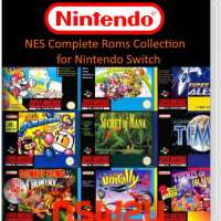 NES Famicom Complete Roms Collection for Nintendo Switch NSP