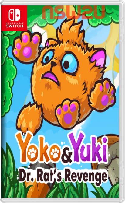Yoko and Yuki Dr. Rats Revenge Switch NSP XCI NSZ