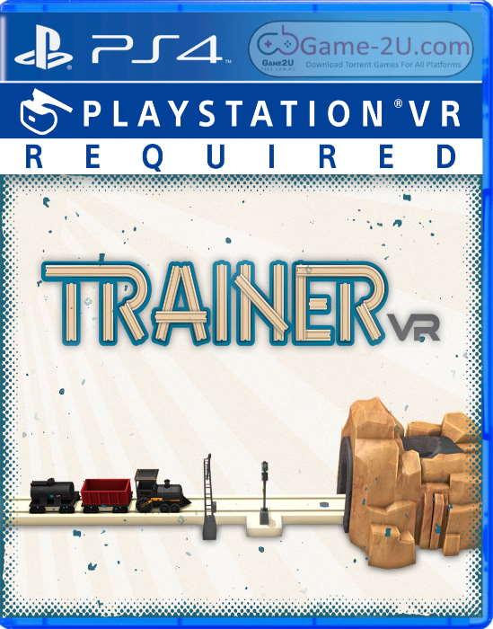 TrainerVR PS4 PKG