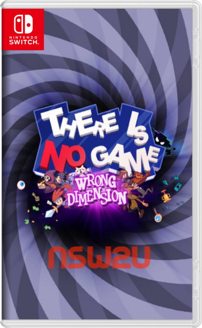 There Is No Game Wrong Dimension Switch NSP XCI NSZ