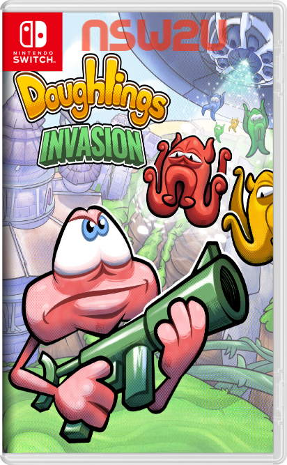 Doughlings Invasion Switch NSP XCI NSZ