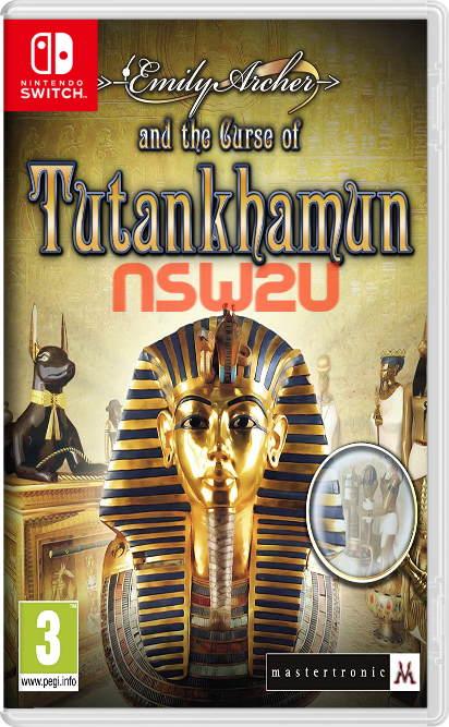 Emily Archer and the Curse of Tutankhamun Switch NSP XCI NSZ