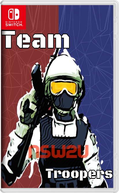 Team Troopers Switch NSP XCI NSZ