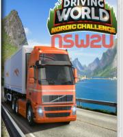 Driving World: Nordic Challenge Switch NSP XCI