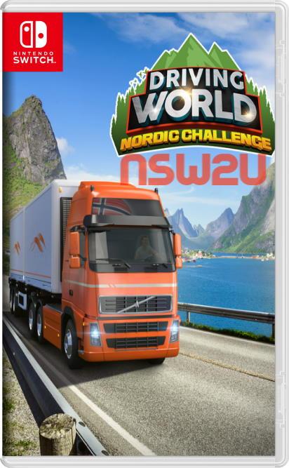 Driving World Nordic Challenge Switch NSP XCI NSZ