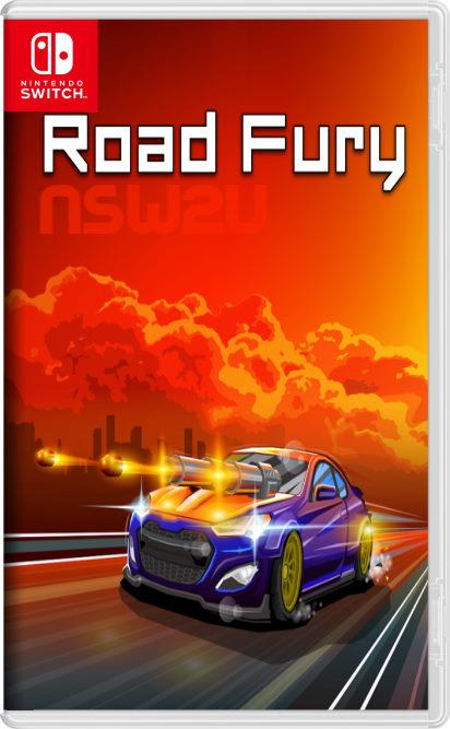 Road Fury Switch NSP XCI NSZ