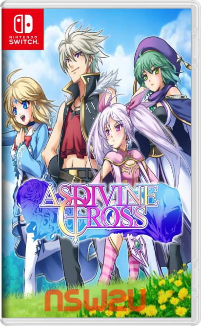 Asdivine Cross Switch NSP XCI NSZ